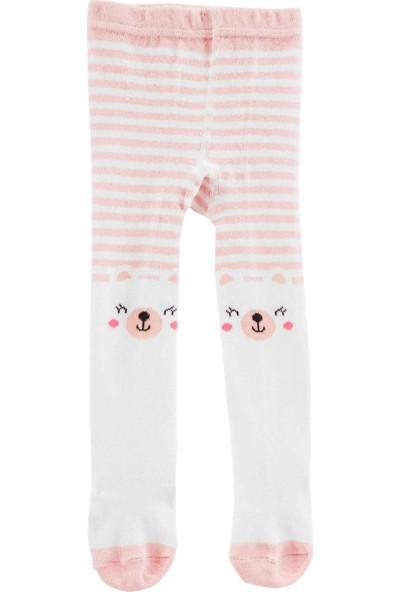 Carter's Kız Çocuk Külotlu Çorap Cr04766