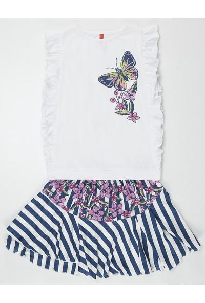 Ollie&Olla Butterfly&Flowers Etek Takım
