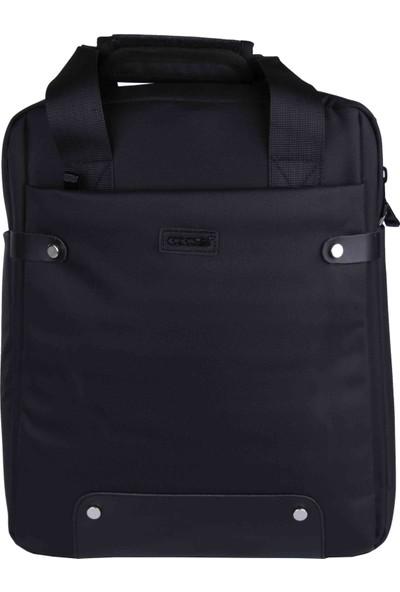 Ççs Askılı Tablet Bölmeli Postacı Çanta Siyah 31092