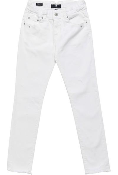 LTB Georget G White Wash Kız Çocuk Pantolon