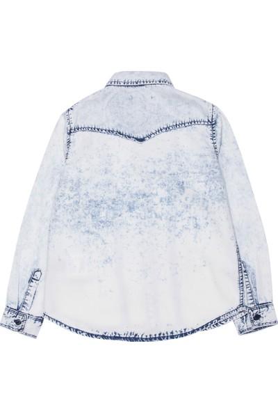 LTB Genna G Selonia Wash Kız Çocuk Gömlek