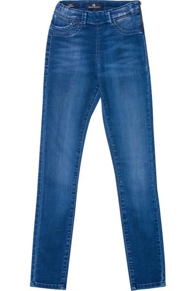 LTB İsa G Cloudy Blue Wash Kız Çocuk Pantolon