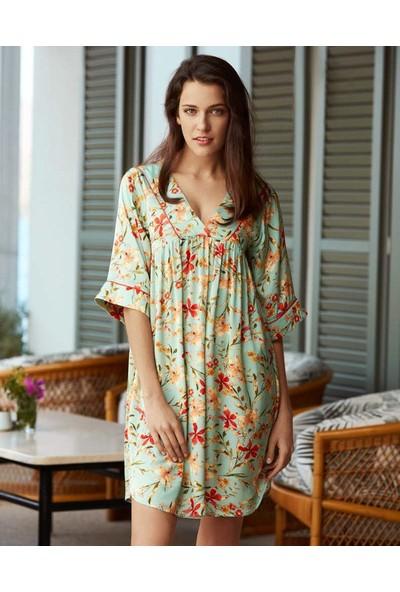 Penye Mood 8502 Kadın Elbise