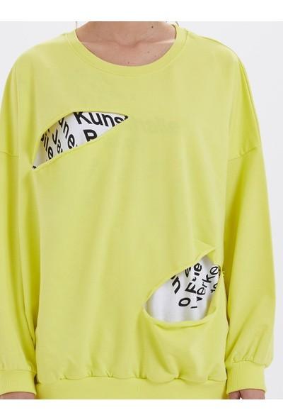 Loft 2019506 Kadın Sweat Shirt
