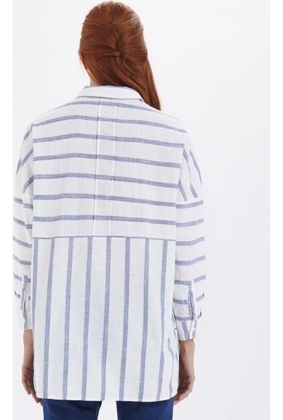 Loft 2020083 Kadın Gömlek