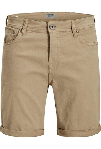 Jack & Jones Erkek Şort irick Shorts Knit Akm 481 121