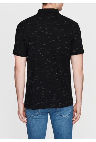 Mavi Erkek Siyah Polo T-Shirt