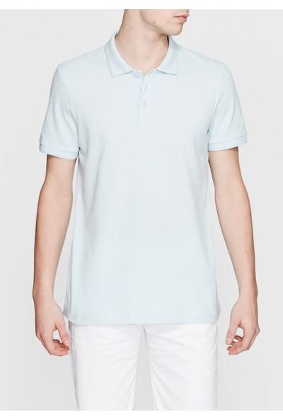 Mavi Erkek Mavi Polo T-Shirt