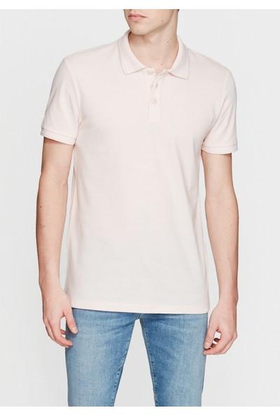 Mavi Erkek Pembe Polo T-Shirt