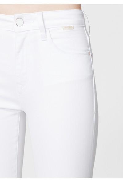 Mavi Kadın Tess Gold Beyaz Jean Pantolon 100328-28143