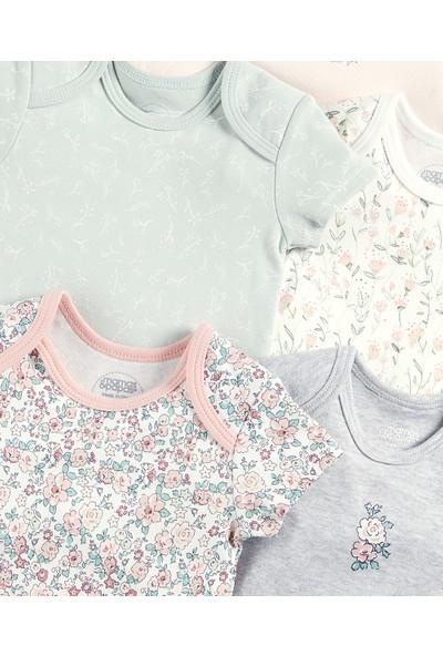 Mamas & Papas 5'li Floral Tulum