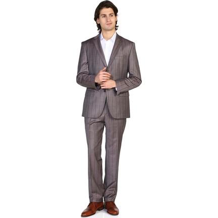 8979715c881d4 Morven Pera Ekoseli Takım Elbise Mürdüm Fiyatı - Taksit Seçenekleri