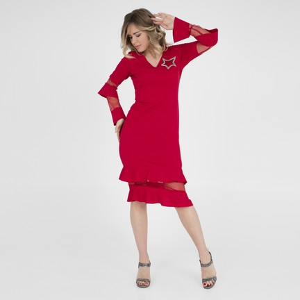 00569e4a0adb1 Trend Kadın Abiye Elbise 4784121 Fiyatı - Taksit Seçenekleri