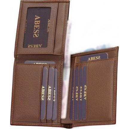 dd3417828918e ABESS Cüzdan Kartlık Lüks Hakiki Deri Erkek Cüzdan Fiyatı