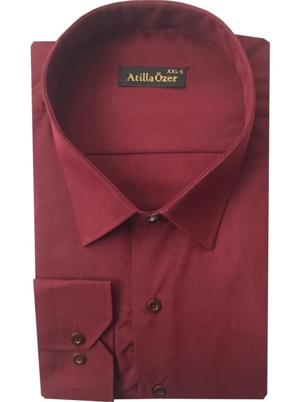 Atilla Özer Battal Klasik Gömlek- 192