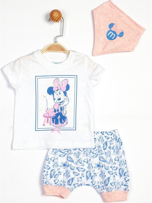 Disney Minnie Mouse Bebek 3'lü Takım 13929