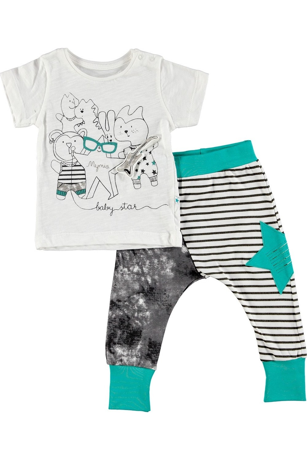 Mymio Kids Clothes Set