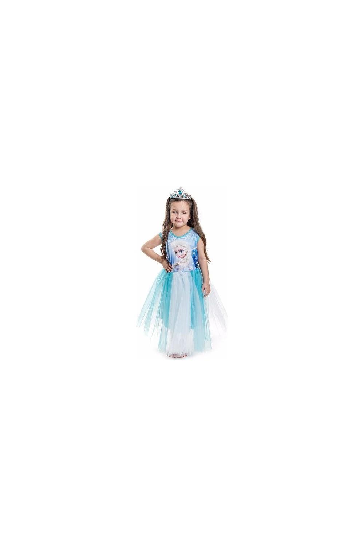 Bebebebek Girls' Printed Dress