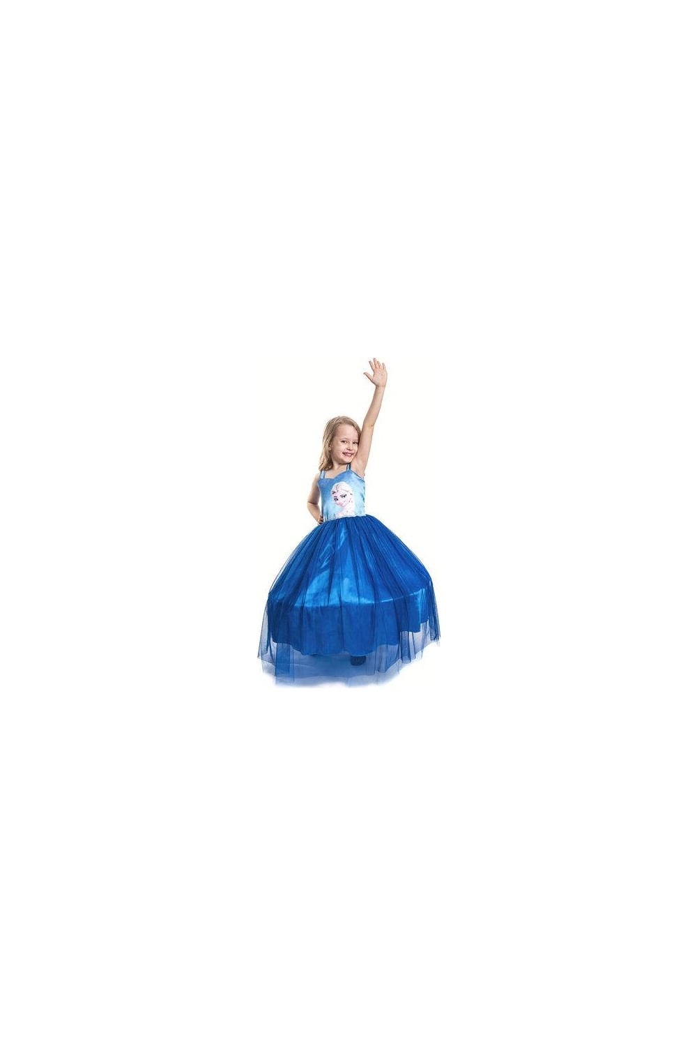 Bebebebek Kids Dress With Printed Details