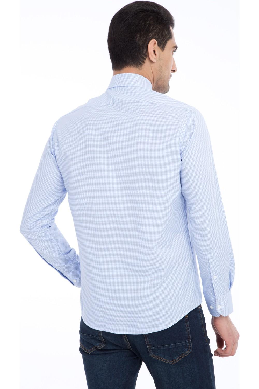 Kigili Men's Solid Shirt