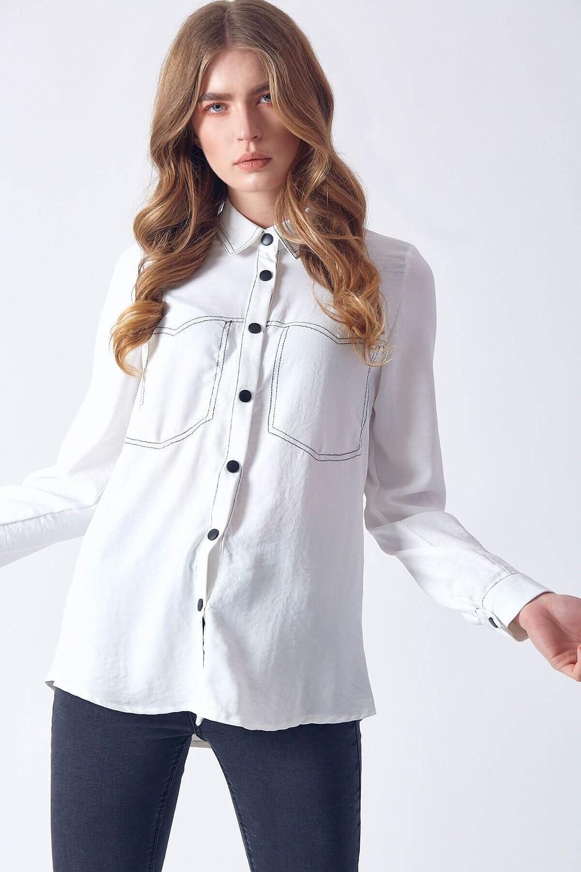 Robin Women's Solid Shirt M31463