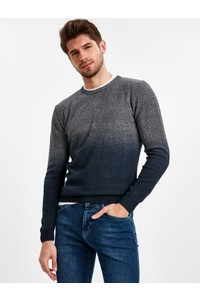 LC Waikiki Men's Two-Tone Sweater