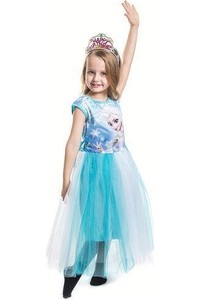 Bebebebek Girls' Printed Dress