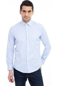 Kigili Men's Solid Shirt