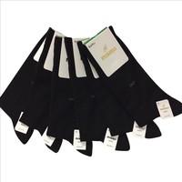 Mısırlı 6 Lı Siyah Bambu Erkek Çorap