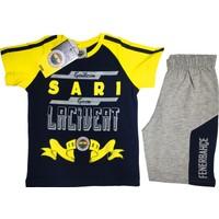 Fenerium Erkek Çocuk Fenerbahçe T-Shirt Takım