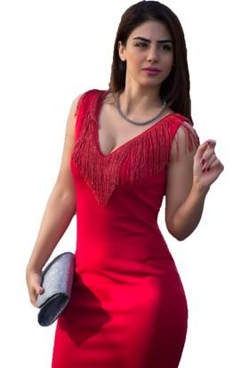 4ed0143d1bfa2 Kirmizi Elbise Modelleri ve Fiyatları & Satın Al - Sayfa 45