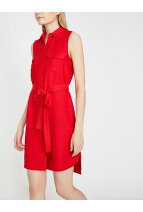 f0965c868ea09 Kirmizi Günlük Elbise Modelleri ve Fiyatları & Satın Al