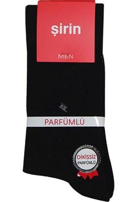 Şirin Çorap Parfümlü Dikişsiz Erkek Çorabı 7355