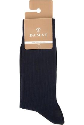 D's Damat Lacivert Çorap