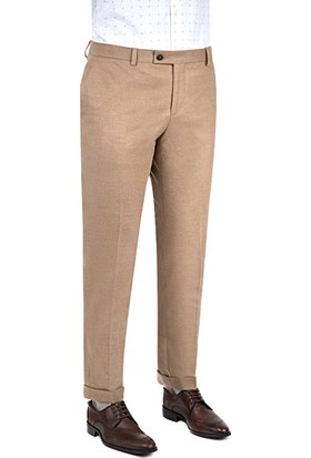 Tween Camel Kumaş Pantolon
