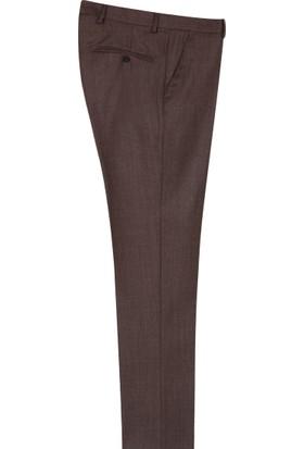 D's Damat Camel Kumaş Pantolon