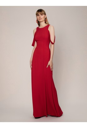 defaf2ae4e07c Kirmizi Abiye Elbise Modelleri ve Fiyatları & Satın Al