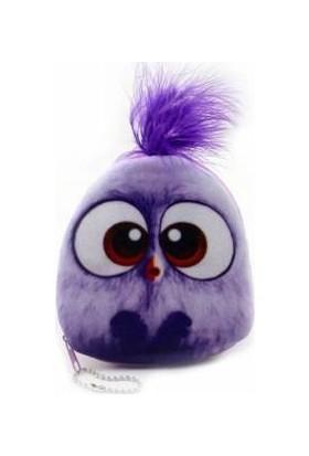 2Mstore Angry Bird Bozuk Para Cüzdanı Mor