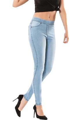 Enimon 959 Kadın Denim Tayt Pantalon