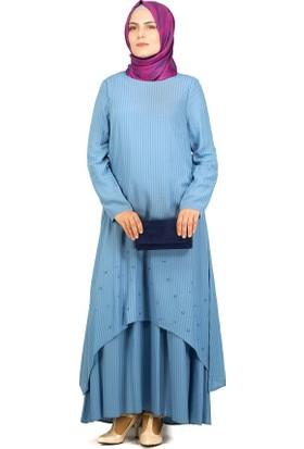 Sofmina Elbise Nvsy18Y012 - Mavi