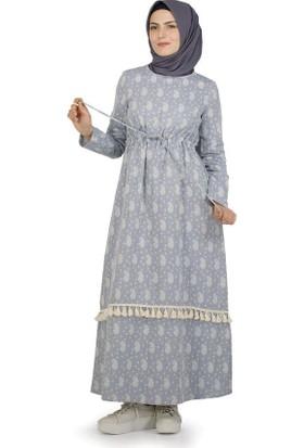 Sofmina Elbise Nvsy18Y017 - Mavi