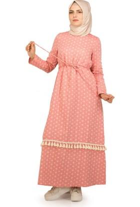 Sofmina Elbise Nvsy18Y009 - Pembe