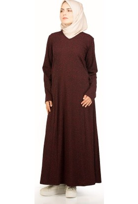 Sofmina Elbise Nks18K028 - Bordo