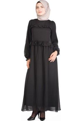 Sofmina Elbise Nks17Y008 - Siyah
