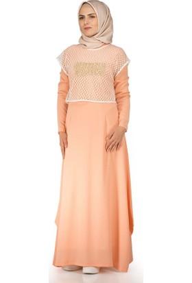 Sofmina Elbise Nks17Y005 - Somon
