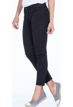 Cazador Siyah Kadın Denim Pantolon