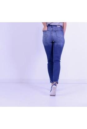Cazador Blue Dream Wash Kadın Denim Pantolon