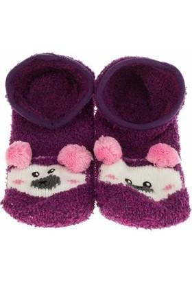 Twigy Nn0765 Kadın Çorap - Fuşya