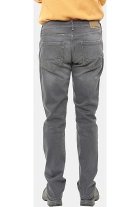 Cazador Pure Grey Wash Erkek Denim Pantolon