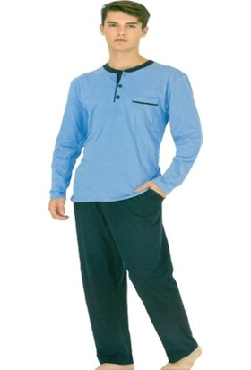 Güneş Battal Boy Erkek Kısa Kol Pijama Takım